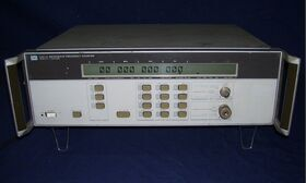 HP 5351A Microwave Frequency Counter HP 5351A Strumenti