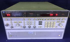 HP 8673C Synthesized Signal Generator HP 8673C -da revisionare Da revisionare