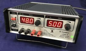 LS60-5 Autoranging Power Supply  FARNEL LS60-5 Strumenti