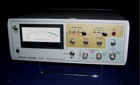 RACAL DANA 9009A Modulation Meter   RACAL DANA 9009A Strumenti