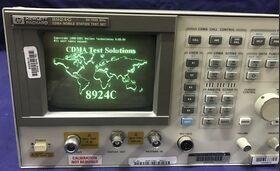HP 8924C CDMA Mobile Station Test Set HP 8924C Test set per radiocomunicazioni Strumenti
