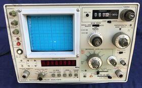 TAKEDA RIKEN TR 4122B -da revisi Spectrum Analyzer TAKEDA RIKEN TR 4122B -da revisionare Strumenti