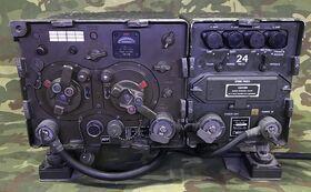 AN/VRC-9 Ricetrasmettitore veicolare AN/VRC-9 Apparati radio