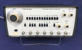 WAVETEK model 189 Sweep / Function Generator WAVETEK model 189 Strumenti