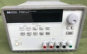 HP E3632A DC Power Supply HP E3632A - da revisionare Strumenti