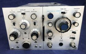 HP 811A Sampling Time Base e Vertical Amplifier HP 811A Accessori per strumentazione