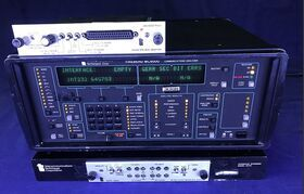 TTC mod.FIREBERD MC6000 + 10720 Communication Analyzer TTC mod.FIREBERD MC6000 + 10720 Strumenti