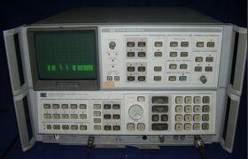 HP8568B Spectrum Analyzer HP 8568B Usata-Revisionata