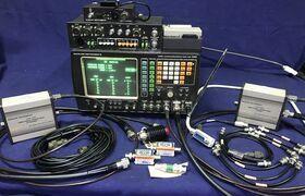 MARCONI 2955 + accessori KIT Radio Communication Test Set MARCONI 2955 + accessori Strumenti
