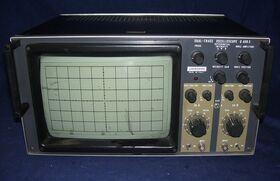 UNAOHM G499C Monitor Dual Trace  UNAOHM G499C REGISTRATORI - PLOTTER X Y- MONITOR
