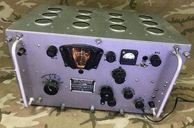 CRV-46068-B Radio Receiver TYPE CRV-46068-B Apparati radio