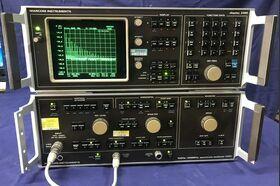 MARCONI 2382 + 2380 Spectrum Analyzer MARCONI 2382 + 2380 Strumenti