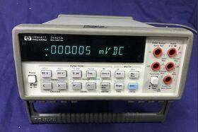 HP 34401A Multimeter HP 34401A Strumenti