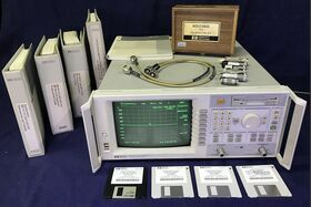 HP 8714C RF Network Analyzer HP 8714C Strumenti