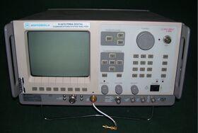 MOTOROLA R-2670A FDMA Digital Communication System Analyzer MOTOROLA R-2670A Strumenti