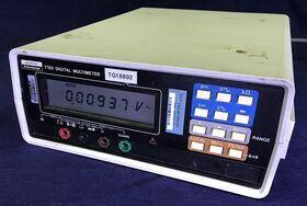 Schlumberger 7150 Digital Multimeter Schlumberger 7150 Strumenti