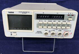 KAISE SK-4030 Digital Multimeter KAISE SK-4030 -DA REVISIONARE Strumenti