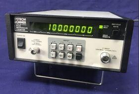 SYSTRON DONNER 6520 Microwave Counter SYSTRON DONNER 6520 -da revisionare Da revisionare