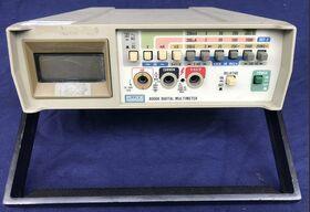 FLUKE 8050A Digital Multimeter FLUKE 8050A -da revisionare Strumenti