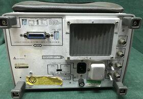 HP 3785A Jitter Generator e Receiver HP 3785A Strumenti