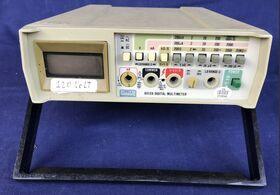 FLUKE 8012A -120v- Digital Multimeter FLUKE 8012A Strumenti