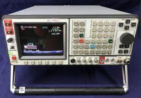 IFR FM/AM 1600 Radiocomunication Test Set Aeroflex FM/AM 1600 Strumenti