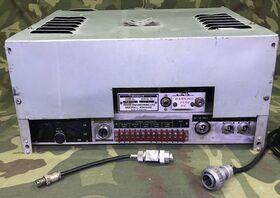 RA 17-L Ricevitore RACAL mod. RA 17-Lserie n. 5195 Apparati radio
