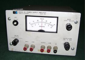 HP6824A HP 6824A DC Power Supply Amplifier Alimentatori