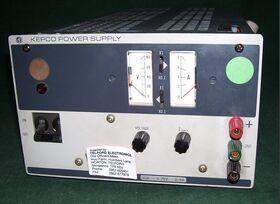 KepcoJQE0-75-0-8A KEPCO JQE 0-75/0-8A Power Supply Alimentatori