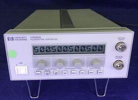 HP 11896A Polarization Controller HP 11896A Strumenti