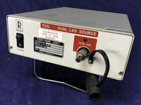 RIFOCS 752L Dual Led Source RIFOCS 752L Strumenti