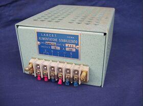 L.A.R.C.E.T. tipo AM 5/10 Alimentatore lineare stabilizzato L.A.R.C.E.T. tipo AM 5/10 Strumenti