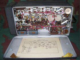 R 89/ARN5A Recepteur R 89/ARN5A Apparati radio