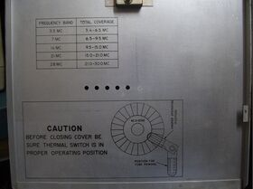 COLLINS type 30S-1 Linear Power Amplifier COLLINS type 30S-1 Apparati radio