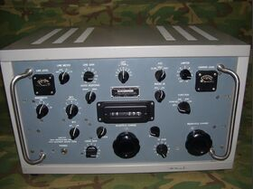 R-390A/URR Receiver Radio COLLINS R-390A/URR Apparati radio