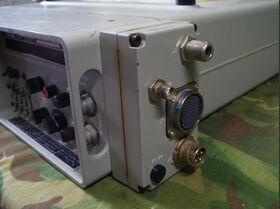 ELMER RT-620/D Ricetrasmettitore VHF  ELMER RT-620/D Apparati radio