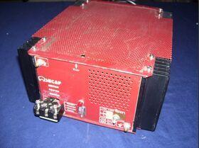 SECAP mod. 9024F Modulo alimentatore switch SECAP mod. 9024F Strumenti