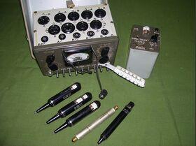 AN/USM-3A Test-Tool SET AN/USM-3A Accessori per apparati radio Militari