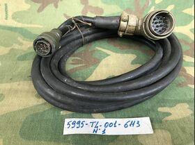 5995-T4-001-6113 Cavo Collegamento 5995-T4-001-6113 Accessori per apparati radio Militari