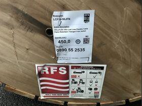 RFS type LCF1 Bobina CELFLEX 1/4 RFS type LCF14-50 JFN Telecomunicazioni