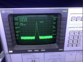 HP 70000 Spectrum Analyzer System HP 70000 Strumenti