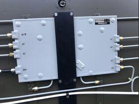 RS SBB 012 AA Antenna pannello IFF CONTRAVES RS SBB 012 AA Telecomunicazioni