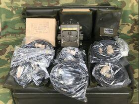 KIT LEOPARD TIPO A Kit interfono RV/4 per montaggio su Leopard  KIT LEOPARD TIPO A Accessori per apparati radio Militari