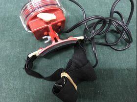 NATO 6230-00-643-3562 Lanterna da capo tipo minatore Miscellanea