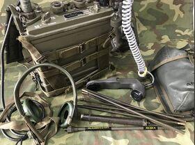 RV-3/13-P Stazione radio RV3 in versione portatile RV-3/13-P Apparati radio