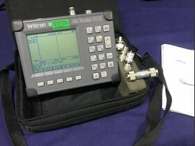 Wiltron Site Master S113 Cable and Antenna Analyzer Wiltron Site Master S113 Strumenti