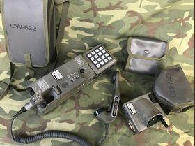 TA-622A ff Telefono Elettronico Analogico Campale TA-622A Apparati radio militari