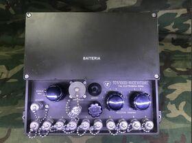 TC1/1000 Ricevitore TC1/1000 Apparati radio