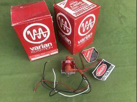 VA-210M KLYSTRON VARIAN mod. VA-210M Componenti elettronici