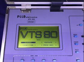 VTS 90 Test set per cavi PLLB VTS 90 Strumenti